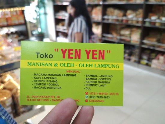 manisan lampung yen yen 2