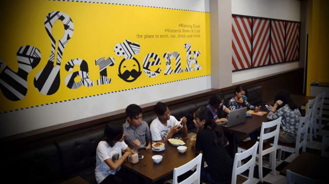 Waroeng resto and cafe