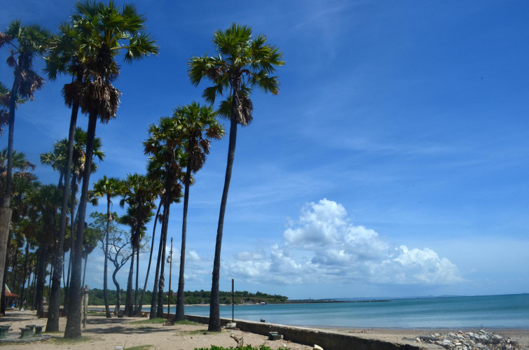 pantai lasiana 1