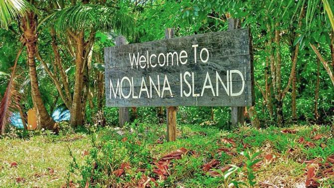 pulau molana