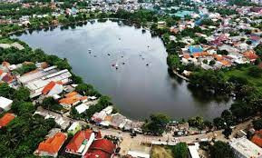 Situ Cilodong Air View foto by IDN Times