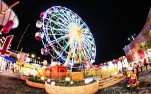 surabaya carnival night 1