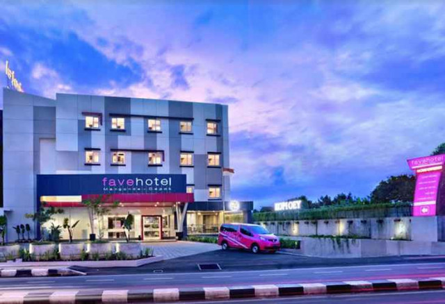 Favehotel Margonda