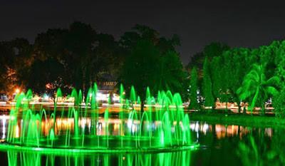 Taman Kambang Iwak Besak