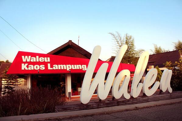 Waleu Kaos Lampung