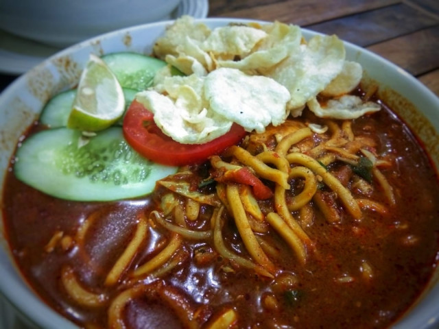 Mie Aceh Jambo Raya